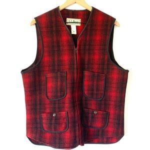 Made In USA Vintage L.L. Bean Hunting Vest